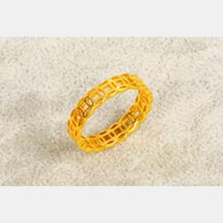 nhẫn kim tiền