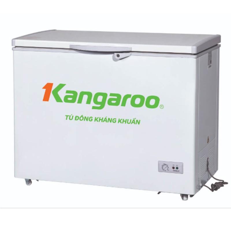 Tủ đông kháng khuẩn Kangaroo KG235C1 235L 1 ngăn, 1 cánh 1