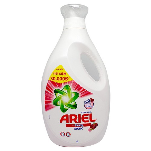 NƯỚC GIẶT ARIEL HƯƠNG DOWNY 2K4