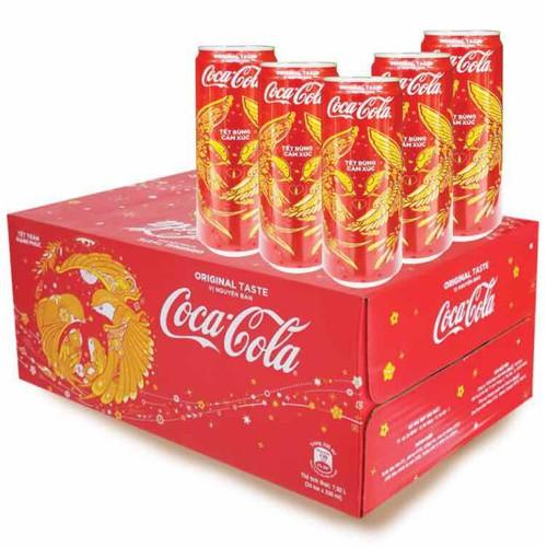 Thùng Nước Ngọt Coca Cola Lon 330ml - 7051834 , 13795821 , 15_13795821 , 225000 , Thung-Nuoc-Ngot-Coca-Cola-Lon-330ml-15_13795821 , sendo.vn , Thùng Nước Ngọt Coca Cola Lon 330ml