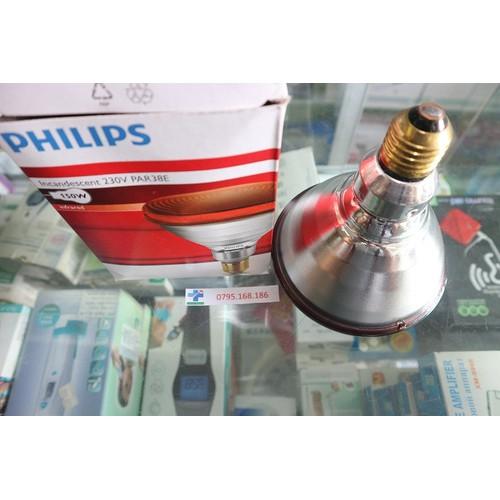 Bóng đèn hồng ngoại Philip cao cấp