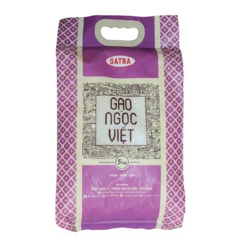 Gạo Ngọc Việt túi 5kg