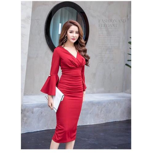 Đầm công sở nữ cực đẹp