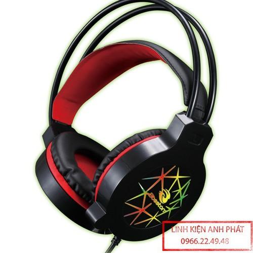 tai nghe chuyên game có đèn|tai nghe có mic