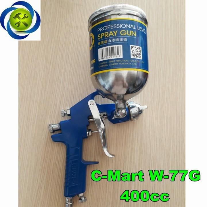 Súng phun sơn C-Mart W-77G 400cc 1