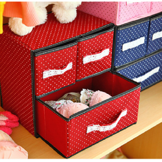 Tủ vải đựng đồ lót 3 ngăn - T3N thumbnail