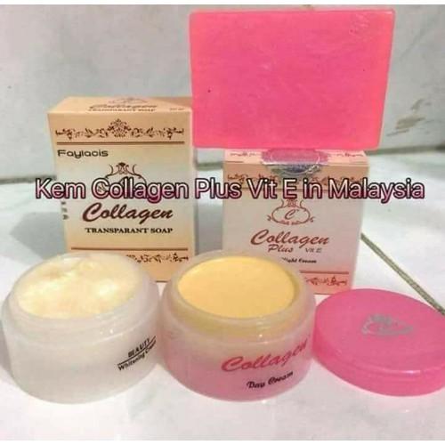 Kem dưỡng Collagen Plus Vit E