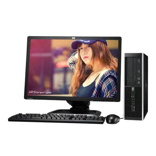 Cây máy tính để bàn HP 6300 Pro Sff, E5, CPU i5 - 3470, Ram 8GB, HDD 500GB, DVD, tặng USB Wifi, hàng nhập khẩu, bảo hành 24 tháng, không kèm màn hình.