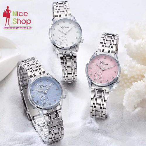 Đồng hồ nữ Chenxi nhỏ nhắn loại tốt - DHK124D - 7073672 , 13811095 , 15_13811095 , 289000 , Dong-ho-nu-Chenxi-nho-nhan-loai-tot-DHK124D-15_13811095 , sendo.vn , Đồng hồ nữ Chenxi nhỏ nhắn loại tốt - DHK124D