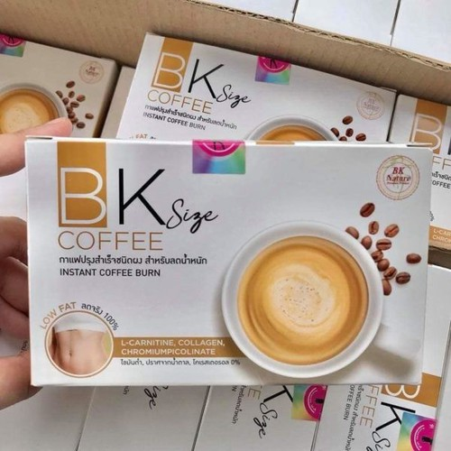 Cà phê giảm cân BK Seven Thái Lan