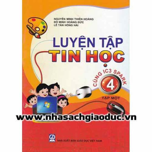 Luyện Tập Tin Học Cùng IC3 Spark Lớp 4 Tập 1 - 7061822 , 13803339 , 15_13803339 , 30000 , Luyen-Tap-Tin-Hoc-Cung-IC3-Spark-Lop-4-Tap-1-15_13803339 , sendo.vn , Luyện Tập Tin Học Cùng IC3 Spark Lớp 4 Tập 1