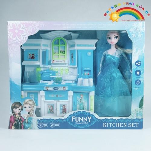 Đồ Chơi Bộ đồ nấu bếp Elsa [SHIP TOÀN QUỐC]