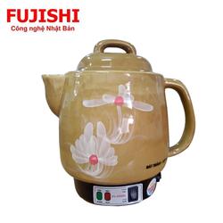 Ấm sắc thuốc bắc bằng điện 3.2 lít Fujishi HK-33B - Vàng Gold