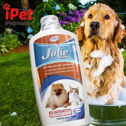Sữa Tắm Bio Jolie Cho Thú Cưng Chó Mèo - iPet