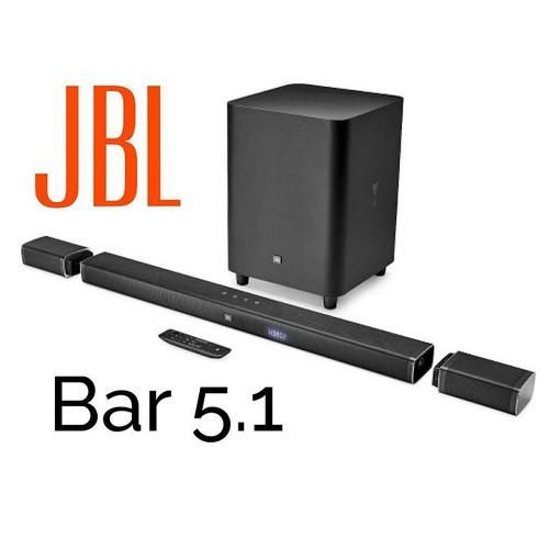 Loa Soundbar JBL BAR 5.1 - 10940960 , 13808955 , 15_13808955 , 18900000 , Loa-Soundbar-JBL-BAR-5.1-15_13808955 , sendo.vn , Loa Soundbar JBL BAR 5.1