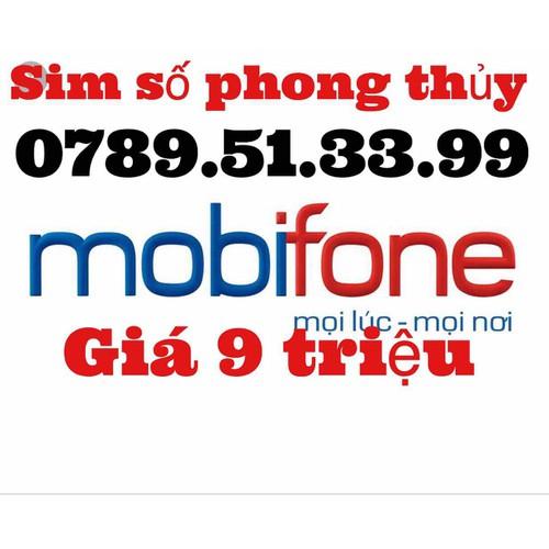 sim mobifone phong thuỷ