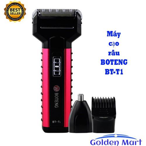 Máy cạo râu BOTENG BT-T1 kiêm tông đơ cắt tóc tỉa lông mũi 3 trong 1 - 7065936 , 13805933 , 15_13805933 , 159000 , May-cao-rau-BOTENG-BT-T1-kiem-tong-do-cat-toc-tia-long-mui-3-trong-1-15_13805933 , sendo.vn , Máy cạo râu BOTENG BT-T1 kiêm tông đơ cắt tóc tỉa lông mũi 3 trong 1