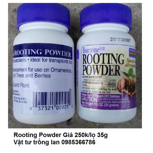 Bột siêu kích rễ cho hoa lan và cây trồng Rooting Powder
