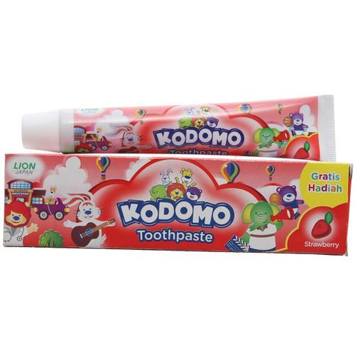 Kem đánh răng trẻ em Kodomo Thái Lan - Hương Dâu - 7074073 , 13811529 , 15_13811529 , 18000 , Kem-danh-rang-tre-em-Kodomo-Thai-Lan-Huong-Dau-15_13811529 , sendo.vn , Kem đánh răng trẻ em Kodomo Thái Lan - Hương Dâu