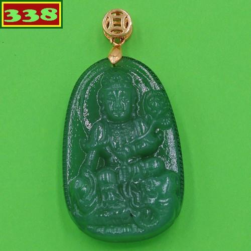Mặt dây chuyền Phật Bồ tát Phổ hiền đá thạch anh xanh 4.3 cm phật bản mệnh tuổi Thìn, Tỵ - 7069510 , 13808848 , 15_13808848 , 200000 , Mat-day-chuyen-Phat-Bo-tat-Pho-hien-da-thach-anh-xanh-4.3-cm-phat-ban-menh-tuoi-Thin-Ty-15_13808848 , sendo.vn , Mặt dây chuyền Phật Bồ tát Phổ hiền đá thạch anh xanh 4.3 cm phật bản mệnh tuổi Thìn, Tỵ
