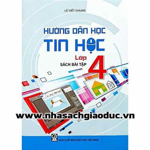 Hướng Dẫn Học Tin Học Lớp 4 Sách Bài Tập - 7078244 , 13814561 , 15_13814561 , 24000 , Huong-Dan-Hoc-Tin-Hoc-Lop-4-Sach-Bai-Tap-15_13814561 , sendo.vn , Hướng Dẫn Học Tin Học Lớp 4 Sách Bài Tập
