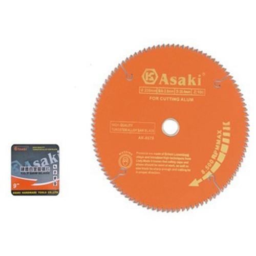Lưỡi cắt gỗ và nhôm Asaki AK-8679