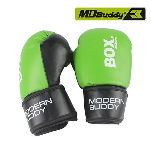 Bộ đôi găng tay boxing chính hãng MDBuddy MD1902-1 đôi-8OZ