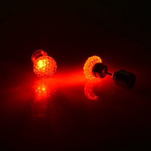 Khuyên tai đèn led phát sáng thời trang