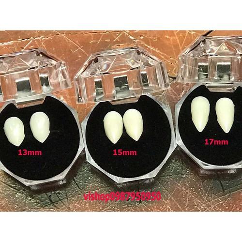 Răng nanh răng khểnh giả tặng kèm keo gắn trị giá 65k hàng đẹp ms sp dt2073