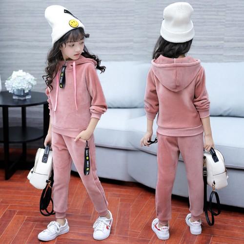 Đồ bộ thu đông cho bé gái thời trang