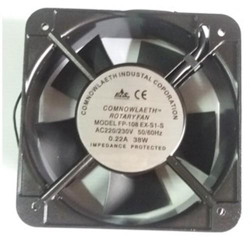 Quạt thông gió rotary 15x15cm 220v - 38w
