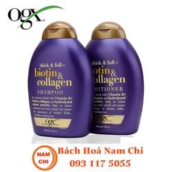 Dầu Xả Biotin & Collagen Mỹ 385ml