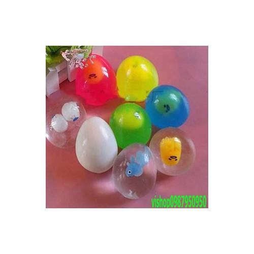 Hatno combo 8 trứng trút giận gudetama dochoi