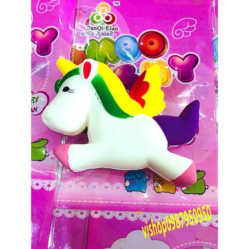Squishy ngựa bay ponny thaolinh950
