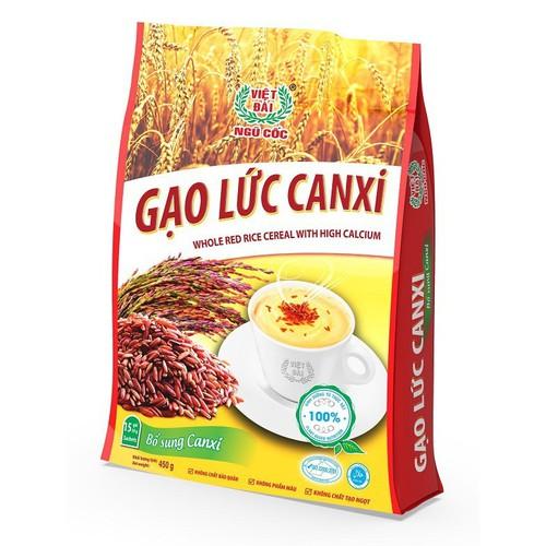 Ngũ cốc gạo lức canxi việt đài túi 600g - 19462377 , 22195008 , 15_22195008 , 54000 , Ngu-coc-gao-luc-canxi-viet-dai-tui-600g-15_22195008 , sendo.vn , Ngũ cốc gạo lức canxi việt đài túi 600g