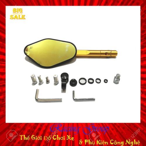 Gương kính chiếu hậu rizoma elisse loại 1 màu gold tặng kèm bộ chế xoay 360 độ 1 cái trái - 19450498 , 22175008 , 15_22175008 , 200000 , Guong-kinh-chieu-hau-rizoma-elisse-loai-1-mau-gold-tang-kem-bo-che-xoay-360-do-1-cai-trai-15_22175008 , sendo.vn , Gương kính chiếu hậu rizoma elisse loại 1 màu gold tặng kèm bộ chế xoay 360 độ 1 cái trái
