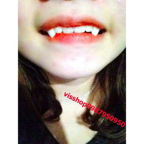 Răng nanh răng khểnh giả hàng tốt