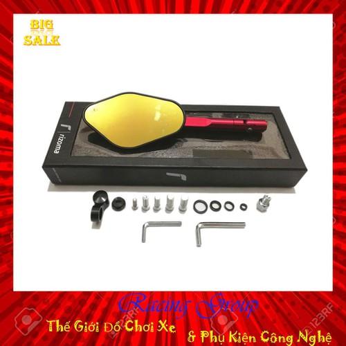 Gương kính chiếu hậu xe máy rizoma elisse loại 1 màu đỏ tặng kèm bộ chế xoay 360 độ 1 cái trái - 19451124 , 22175991 , 15_22175991 , 200000 , Guong-kinh-chieu-hau-xe-may-rizoma-elisse-loai-1-mau-do-tang-kem-bo-che-xoay-360-do-1-cai-trai-15_22175991 , sendo.vn , Gương kính chiếu hậu xe máy rizoma elisse loại 1 màu đỏ tặng kèm bộ chế xoay 360 độ 1