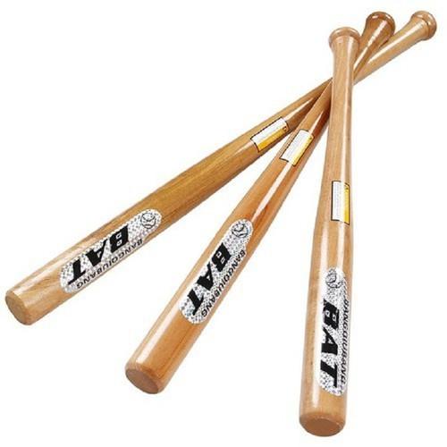 Gậy bóng chày gỗ dài 74cm bat