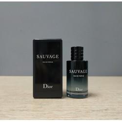 Nước Hoa mini Nam Dior Sauvage 10ml EDP auth