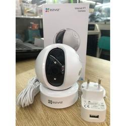 Camera IP WiFi không dây EZVIZ CS-CV246 có cổng mạng LAN - Hàng cao cấp chính hãng Hikvision - CameraEZVIZCS-CV246 [ĐƯỢC KIỂM HÀNG]
