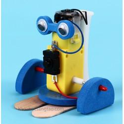 Bộ đồ chơi robot minion -STEM