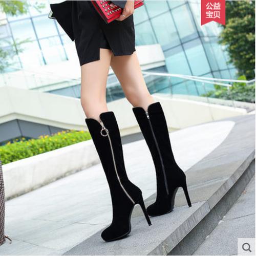 Giày bốt đùi nữ da lộn gót nhọn thương hiệu feng shaling - 17185659 , 22180078 , 15_22180078 , 1380000 , Giay-bot-dui-nu-da-lon-got-nhon-thuong-hieu-feng-shaling-15_22180078 , sendo.vn , Giày bốt đùi nữ da lộn gót nhọn thương hiệu feng shaling