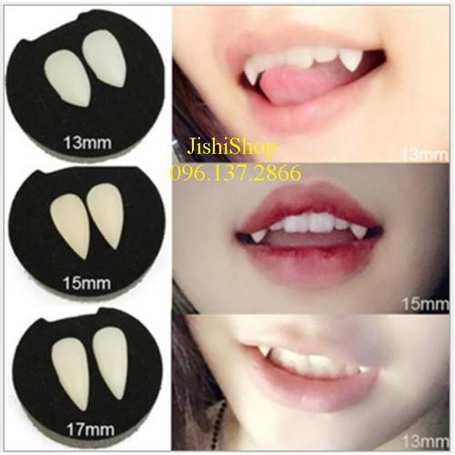 Giá sỉ răng nanh răng khểnh giả cao cấp tặng keo gắn trị giá 50k đa năng