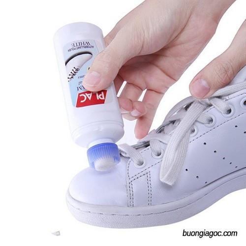 Tẩy trắng giầy plac