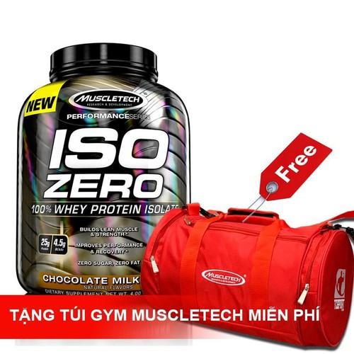 Sữa tăng cơ iso zero 4lbs - 1.8kg -  tặng kèm túi gym - 19449069 , 22172396 , 15_22172396 , 1600000 , Sua-tang-co-iso-zero-4lbs-1.8kg-tang-kem-tui-gym-15_22172396 , sendo.vn , Sữa tăng cơ iso zero 4lbs - 1.8kg -  tặng kèm túi gym