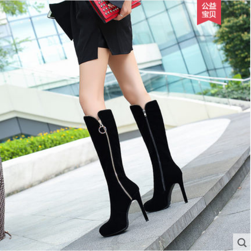 Giày bốt đùi nữ da lộn gót nhọn thương hiệu feng shaling - 17185728 , 22180153 , 15_22180153 , 1380000 , Giay-bot-dui-nu-da-lon-got-nhon-thuong-hieu-feng-shaling-15_22180153 , sendo.vn , Giày bốt đùi nữ da lộn gót nhọn thương hiệu feng shaling