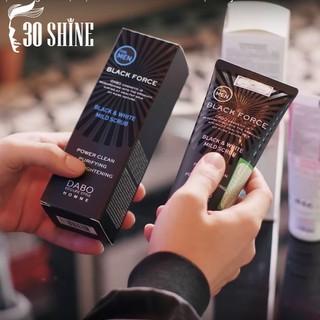 Sữa rửa mặt dành cho nam Dabo Black Force Black 120ml - Black thumbnail
