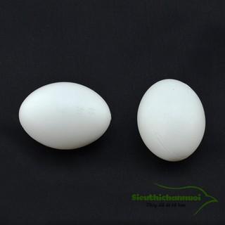 Set 30 Trứng chim bồ câu bằng nhựa - SETTBC30 thumbnail