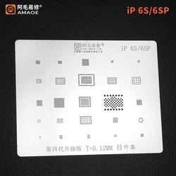Vỉ làm chân iPhone 6S-6SP các IC _không CPU